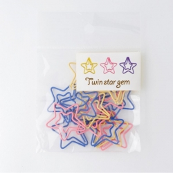 SLIP-ON Paper Clip Twin Star G...