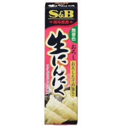 S&B Grated Raw Garlic Paste 43...
