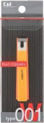 Kai 000KE0109 Nail Clipper, Or...