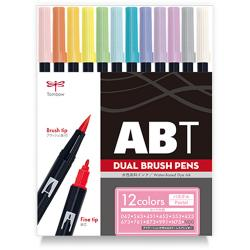 Tombow Dual Brush Pen 12 Color...