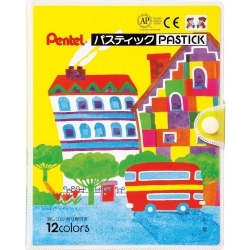 Pentel Pastick Colored Pencil ...