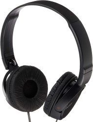 Sony Sealed Headphones MDR-ZX1...