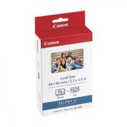 Canon Color Ink Paper Set Card...