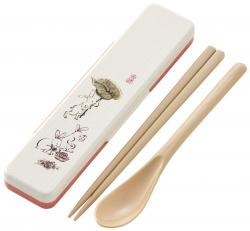 Skater Chopsticks and Sponn Lu...