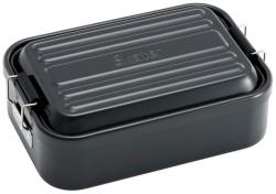 Skater Aluminum Lunch Box Blac...