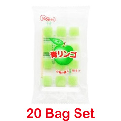 Kyoushin Green Apple Mochi 12 ...