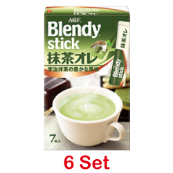 Ajinomoto Blendy Stick Matcha ...