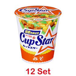 Sanyo Foods Cup Star Miso 79g ...