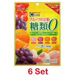 Asahi C's Case Fruits Throat L...