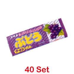 Coris Cola Grape Gum 11g [40 S...