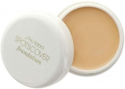 Shiseido Spotscover Foundation...